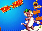 Tom and Jerry puzzle Game Flash Online