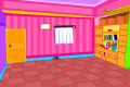 Tom and Jerry in Room Escape Game Flash Online