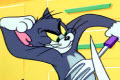 Tom and Jerry in 2011 Classic Puzzle Game Flash On