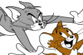 Tom and Jerry in Coloring page Game Flash Online