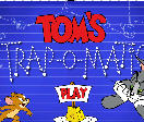Tom and Jerry in Tom's Trap O Matic Game Flash Onl