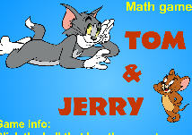 Math game with Tom and Jerry Flash Online