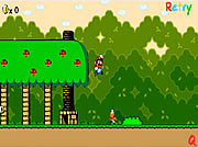 Super Mario Vetorial World Game Flash Online