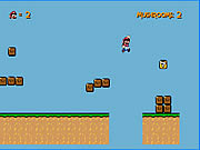 super mushroom mario Game Flash Online