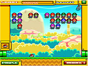 super mario puppets Game Flash Online