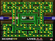 Mario Bros In Pipe Panic Game Flash Online