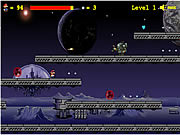 Mario Space Age 2 Game Flash Online