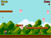 Super Mario Assault Game Flash Online
