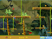 super mario jungle adventure Game Flash Online