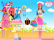 Barbie free game flash online