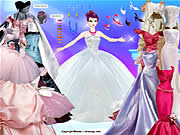 barbie in gowns doll free game flash online