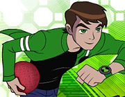 ben 10 hero hoops game online