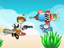 ben10 air war game online