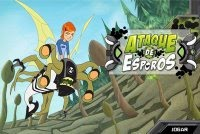 ben10 spore attack game online