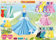 disney princess dress up free game flash on line