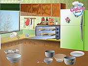 cooking banana sour cream bread game for girls onl