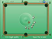 sheep pool billiard game online