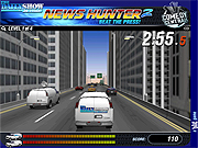 news hunter 2 - beat the press game car online