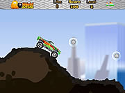 monster jack game car online