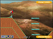 stunt master game car online