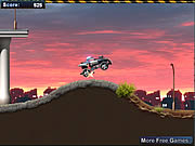 hellcops game car online