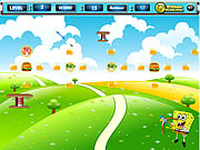 arrow shooting game sponge bob square pants online