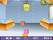 cheese dropper game spongebob squarepants online f