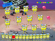 counting game spongebob square pants online free