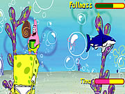 shell throwing game spongebob squarepants online f