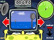 bumper subs game sponge bob square pants online fr