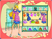 winx club girl dress up game online free