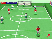 table top football game online free