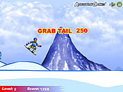 supreme extreme snowboarding sport game online fre