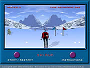 ski run sport game online free