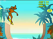 scooby doo big air game online free