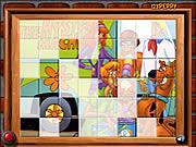 scooby doo sort my tiles mystery machine game onli