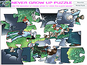 never grow up puzzle game kids online free