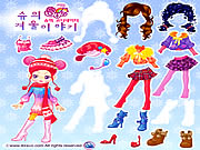 sue winter dress up game kids online free