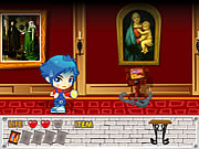 sue choco museum game kids online free
