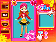 sue doll maker game kids online free