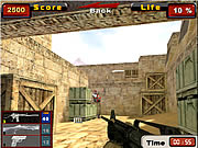 mission commando shooting game online