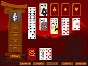 ronin solitaire cards game online