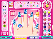 nail diy fun free game on line