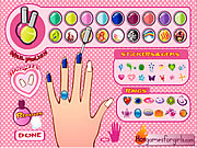 nail salon free game on line