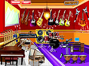 music room decor free game on line