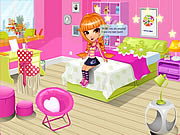 cute yukis bedroom decor free game on line
