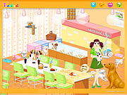 dog room decoration free game on line