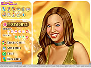 beyonce makeover hair styles free game online
