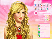 make up ashley tisdale free game online