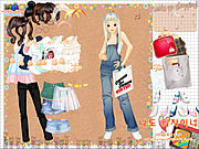 dress up shopping girl 4 game online